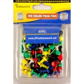 Fasteners - Paper Clips / Push Pins / Thumb Tacks / Binder Clips
