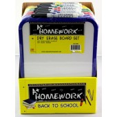 Dry Erase Boards / Dry Erasers